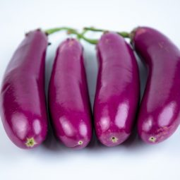 Safe, Local and Organic Brinjal