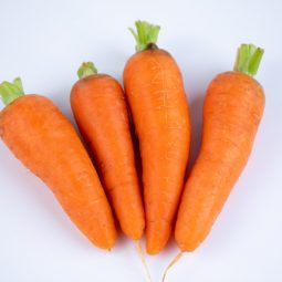 Safe Fresh and Local Carrot