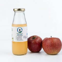 Fresh, Organic and Natural Apple Cider with the Mother